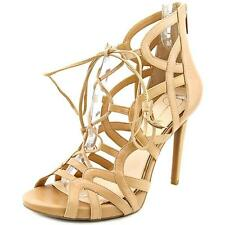 Zip Stiletto Slides Sandals & Flip Flops for Women