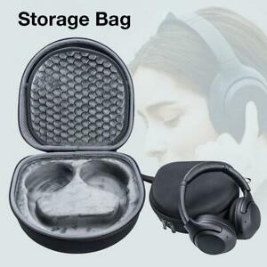 EVA Headphone Storage Bag Shockproof Headset Carrying Case For SONY WH-XB900N