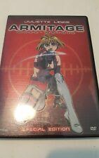 Armitage III: Dual-Matrix (Special Edition) Juliette Lewis Anime Manga PROMO DVD