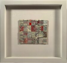Peter Wegner (b. 1963) Signed Enamel On Wood Painting w/ Gallery Provenance #3