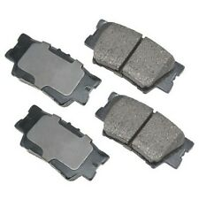 Akebono ASP1212 Rear Ceramic Brake Pad (Axle Set) 12 Month 12,000 Mile Warranty