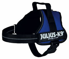 Julius-k9 Powergeschirr Mini M 51-67 blau Hundegeschirr Futter atmungsaktiv