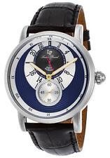 Lucien Piccard Santorini Dual Time Mens Watch 40043-03