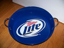 Miller Lite beer metal tray NEW IN PACKAGE