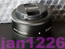 New Genuine Canon EOS M EF-M 22mm F/2 STM Prime Wide Angle Pancake limit stock