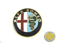 Alfa Romeo Emblem Kühlergrill 75 SZ RZ ES30 Neu