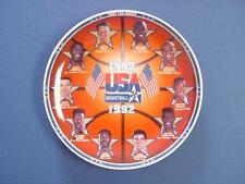 1992 Sports Impressions USA Olympic Plate Bird Magic Barkley Jordan - FLASH SALE