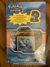 Pokemon TCG Froakie Box Factory Sealed, Black And White Booster Packs