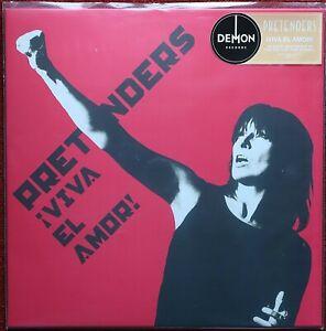 Pretenders - Viva El Amor Vinyl LP BRAND NEW IN ORIGINAL DEMON SLEEVE