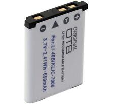 AKKU für OLYMPUS Camedia FE160 FE190 FE220 FE230 FE240 accu LI-42B Batterie Neu