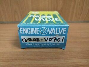 3x Exhaust Valves fits Nissan Bluebird Skyline Datsun 810 Vanette LD20 LD28