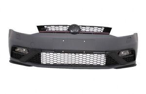 Paraurti anteriore TUNING STILE GTI POLO 2009-2014 6R 6C Completo