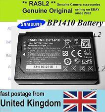Samsung Genuine Original Battery BP1410, NX30, WB2200, WB2200F