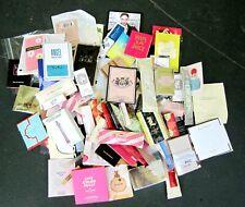 6 Perfume Muestras/Ampollas Mujer Nuevo Surtido Al Azar Oferta Frío Clase Alta