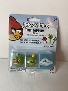 Angry Birds Pig Series pencil toppers New In Box