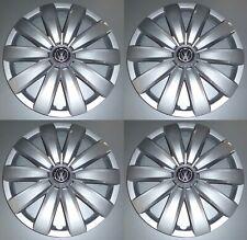 1 Satz Original VW T6 7H Radkappe Radzierblende Silber für Stahlfelge 7E0601147