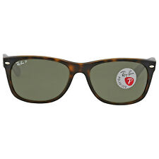 Ray-Ban New Wayfarer Classic Polarized Tortoise Sunglasses