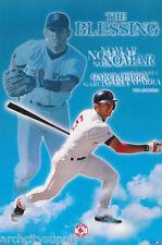 POSTER: MLB BASEBALL: NOMAR GARCIAPARRA - BOSTON RED SOX -  #6776     LP35 X