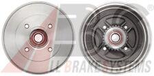 2x Bremstrommel A.B.S. 2698-SC