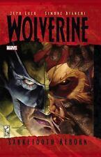 WOLVERINE: Sabretooth Reborn (2013, Marvel Paperback) NEW UNREAD