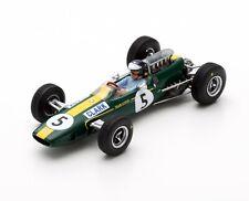 SPARK LOTUS 33 #5 Winner British GP 1965 Jim Clark S7132 1/43