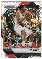 2016-17 Panini Prizm Basketball Starburst Prizm #280 Ed Davis Blazers