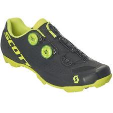 Scott MTB RC Shoe 42 Matte Black/Sulpher Yellow