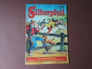 Silberpfeil  Nr: 3 Original Bastei - Verlag