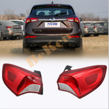 (Left +Right )For Buick Envision 2019 20 Rear Brake Lamp Outer Tail Light Side