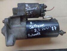 Anlasser / Starter Bosch  0001108166 AUTOMATIK RENAULT SAFRANE II (B54_) 2.5 20V