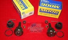 PONTIAC 1984-1987 Fiero 2x Lower Ball Joints (pair) MOOG # K6273  84 85 86 87