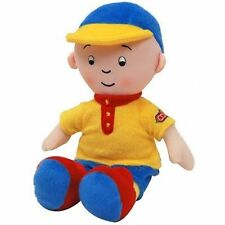 """NEW Caillou 7"""" Plush Doll Official Product USA Seller Halloween Xmas Gift Cute"""