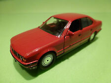 SCHABAK BMW 535i M5 - E34 RED 1:43 - EXCELLENT CONDITION