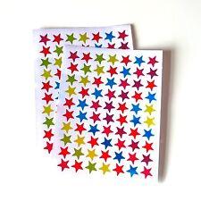 140 Estrella Pegatinas 11mm para recompensar Scrapbook diario Etc. Compre 1 lleve 1 50% De Descuento