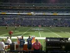 2 2020 Indianapolis Colts rights Section 140 Row 4 50 yard line - PSL PSLs SBL