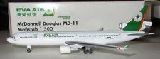 Herpa 1:500   Eva Air Airlines    MD-11   -   503419