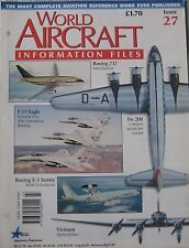 World Aircraft Information Files Issue 27 McDonnell Douglas F-15 Eagle cutaway