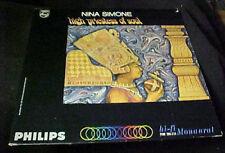NINA SIMONE High Priestess Of Soul ORIGINAL PHILIPS MONO LP PHM 200-219 VG++ tc