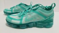 Women Nike Air VaporMax 2019 Teal Tint Tropical Running Shoe CI9903-300 Size 7.5