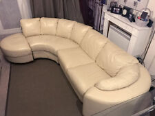 Leather Solid L shaped Up to 4 Seats Sofas