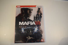 mafia 3 III ps4 xbox one pc guide officiel complet neuf