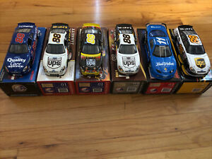 Lot of Dale Jarrett 1/24 Scale Diecast Cars