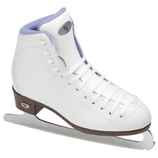 Riedell 113 Ladies Soft Figure Skates With GR4 Blade