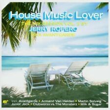 Jerry Ropero House music lover-The mix seesion 2 (2004)  [CD]