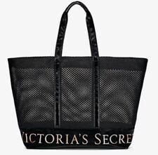 Victoria's Secret Tote Bag Shopper Handbag Carry-All Weekender Mesh Limited NWT