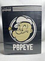 Mezco Toyz Popeye ONE:12 Collective Figurine! Incomplete See Description..