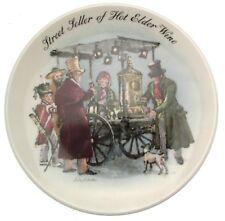 Wedgwood Street Seller of Hot Elder Wine Street Sellers of London John Finnie