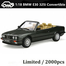 OTTOMOBILE 1:18 Scale BMW E30 325i Cabriolet Convertible Sport Car Diecast Model