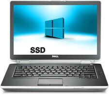-SSD PREMIUM DELL 14,1 NOTEBOOK DELL E6430 CORE i5 2,7 GHz 4GB  WIFI WIN10