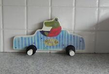 Childrens Ikea Fabler coat hook Crocodile car/2 clothes pegs Classroom/ Nursery